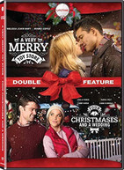 VERY MERRY TOY STORE / FOUR CHRISTMASES & WEDDING DVD