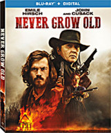 NEVER GROW OLD BLURAY
