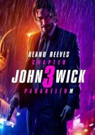 JOHN WICK: CHAPTER 3 - PARABELLUM BLURAY