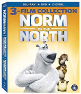 NORM OF THE NORTH 3 FILM COLLECTION BLURAY