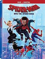 SPIDER -MAN: INTO THE SPIDER-VERSE DVD