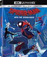 SPIDER -MAN: INTO THE SPIDER-VERSE 4K BLURAY