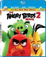 ANGRY BIRDS MOVIE 2 BLURAY