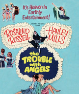TROUBLE WITH ANGELS BLURAY