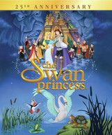 SWAN PRINCESS: 25TH ANNIVERSARY BLURAY