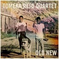 TOMEKA QUARTET REID - OLD NEW CD