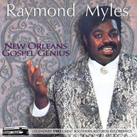 RAYMOND MYLES - NEW ORLEANS GOSPEL GENIUS VINYL