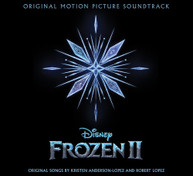 FROZEN 2: THE SONGS / VARIOUS CD