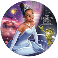 PRINCESS & THE FROG: THE SONGS / VARIOUS VINYL