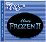 DISNEY KARAOKE SERIES: FROZEN 2 / VARIOUS CD
