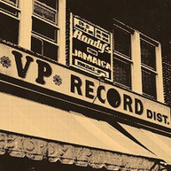 DOWN IN JAMAICA - 40 YEARS OF VP RECORDS / VARIOUS VINYL