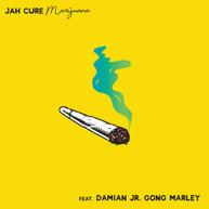 JAH CURE /  DAMIAN JR - MARIJUANA VINYL
