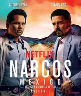 NARCOS: MEXICO - SAISON 1 BLURAY