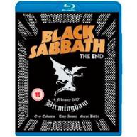 BLACK SABBATH: THE END  [BLURAY]