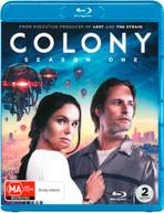 COLONY: SEASON 1 (2016)  [BLURAY]