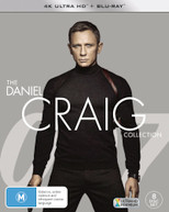 THE DANIEL CRAIG COLLECTION: (CASINO ROYALE / QUANTUM OF SOLACE / [BLURAY]