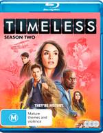 TIMELESS: SEASON 2 (2017)  [BLURAY]