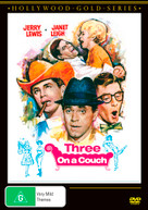THREE ON A COUCH (HOLLYWOOD GOLD SERIES) (1966)  [DVD]