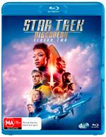 STAR TREK: DISCOVERY - SEASON 2 (2019)  [BLURAY]