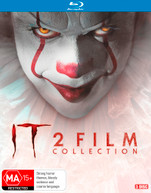 IT: 2-FILM COLLECTION (2017)  [BLURAY]
