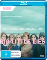 BIG LITTLE LIES: SEASON 2 (2019)  [BLURAY]