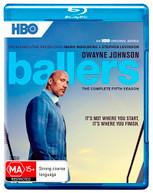 BALLERS: SEASON 5 (2019)  [BLURAY]
