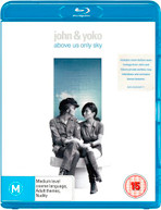 JOHN LENNON AND YOKO ONO: ABOVE US ONLY SKY (2019)  [BLURAY]