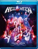 HELLOWEEN: UNITED ALIVE (2019)  [BLURAY]