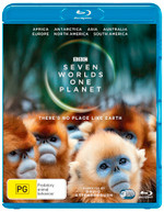 SEVEN WORLDS, ONE PLANET (2019)  [BLURAY]