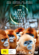SEVEN WORLDS, ONE PLANET (2019)  [DVD]