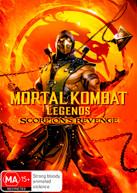 MORTAL KOMBAT LEGENDS: SCORPION'S REVENGE (2019)  [DVD]