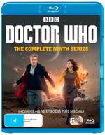 DOCTOR WHO (2014): SERIES 9 (2014)  [BLURAY]