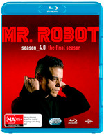 MR. ROBOT: THE FINAL SEASON (SEASON 4) (2019)  [BLURAY]