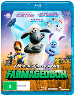 A SHAUN THE SHEEP MOVIE: FARMAGEDDON (2019)  [BLURAY]