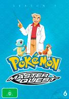 POKEMON MASTER QUEST: SEASON 5 (2002)  [DVD]