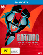 BATMAN BEYOND: THE COMPLETE SERIES (BLU-RAY / DVD) (1999)  [BLURAY]