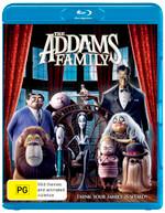 THE ADDAMS FAMILY (2019) (2019)  [BLURAY]