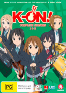 K-ON! ULTIMATE COLLECTION (SEASONS 1 - 2 & THE MOVIE) (2009)  [DVD]