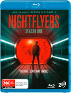 NIGHTFLYERS: THE COMPLETE SERIES (2018)  [BLURAY]