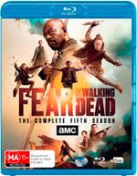 FEAR THE WALKING DEAD: SEASON 5 (2019)  [BLURAY]