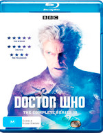 DOCTOR WHO (2017): SERIES 10 (2017)  [BLURAY]