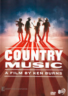 COUNTRY MUSIC: A FILM BY KEN BURNS (2019)  [DVD]