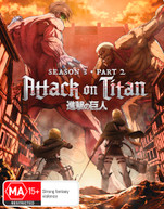ATTACK ON TITAN: SEASON 3 - PART 2 (BLU-RAY / DVD) (LIMITED EDITION) [BLURAY]