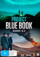 PROJECT BLUE BOOK: SEASONS 1 - 2 (2019)  [DVD]