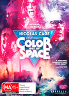 COLOR OUT OF SPACE (2019)  [DVD]