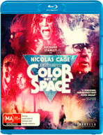 COLOR OUT OF SPACE (2019)  [BLURAY]