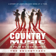 COUNTRY MUSIC: A FILM BY KEN BURNS / SOUNDTRACK - CD