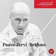 JARVI &  DEUTSCHE KAMMERPHILHARMONIE BREMEN - SYMPHONIES 3 CD