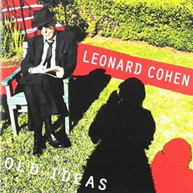 LEONARD COHEN - OLD IDEAS (GOLD) (SERIES) CD
