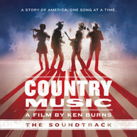 COUNTRY MUSIC: A FILM BY KEN BURNS / SOUNDTRACK CD